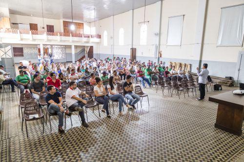Encerramento da SIPAT 2018