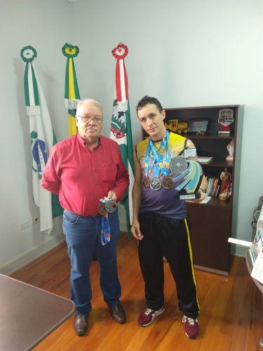 Carlos Beltramo alcança 2º lugar no ranking do Circuito Nacional