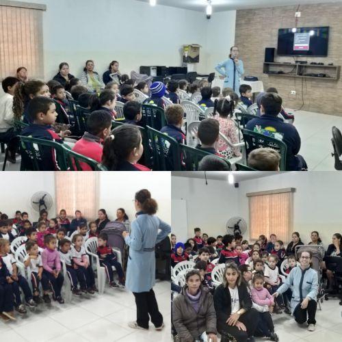 Programa Saúde do Escolar na Cachoeira