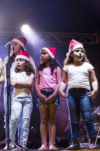 Apresentações da Programação de Natal dessa quinta-feira