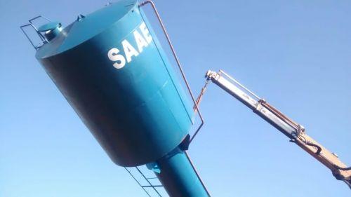 SAAE recupera três reservatórios de água e melhora abastecimento em três bairros
