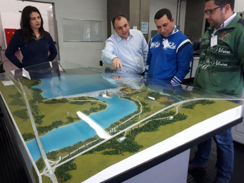 Defesa Civil de Ribeirão Claro recebe Plano de Ação de Emergência