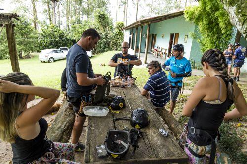 Pousada Ruvina oferecerá pacotes de esportes radicais em pontos turísticos de Ribeirão Claro