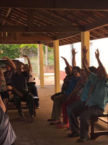 Bairro Rural São Sebastião recebe ′Cras Itinerante′