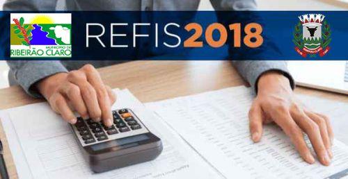 Prefeitura abre Refis até dia 6 de dezembro com descontos de até 90% em multas e juros!!!