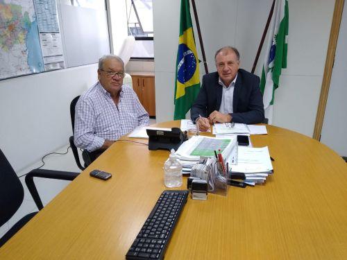 Prefeito consegue antecipação de liberação de R$ 400 mil para reforma da Escola José Gavioli