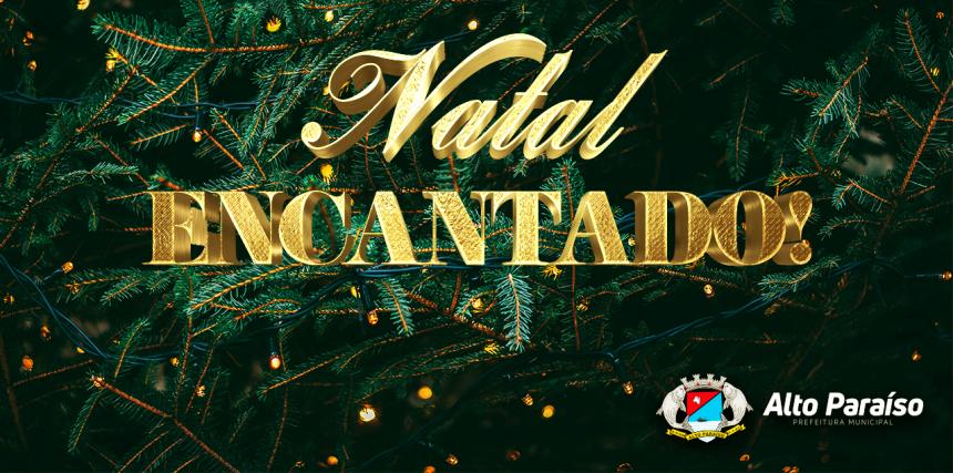 NATAL ENCANTADO