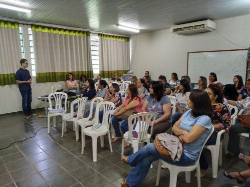 Secretaria Municipal de Educação Realiza Capacitação