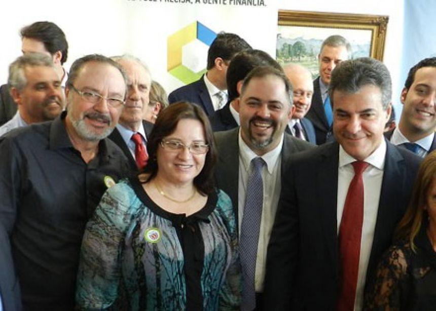 Prefeita Telma recebe autorização para licitar Capela Mortuária de Boa Vista