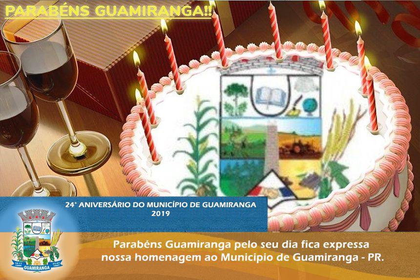 24º Aniversário de Guamiranga