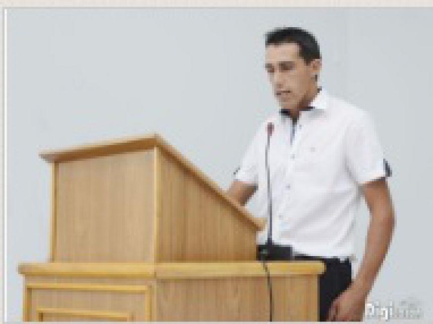 Rozalvaro Lopes Santana - Vereador