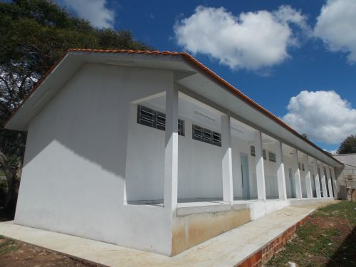 Ampliação Escola Mul Rural de Barreiro