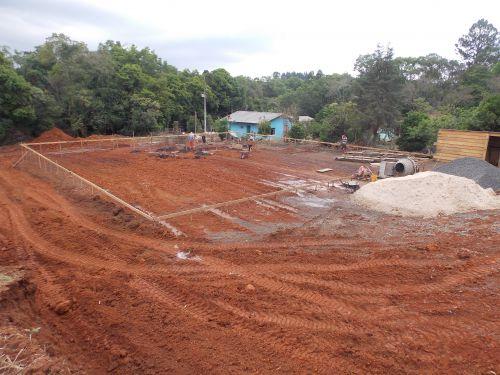 Construção da UBS Nova Boa Vista