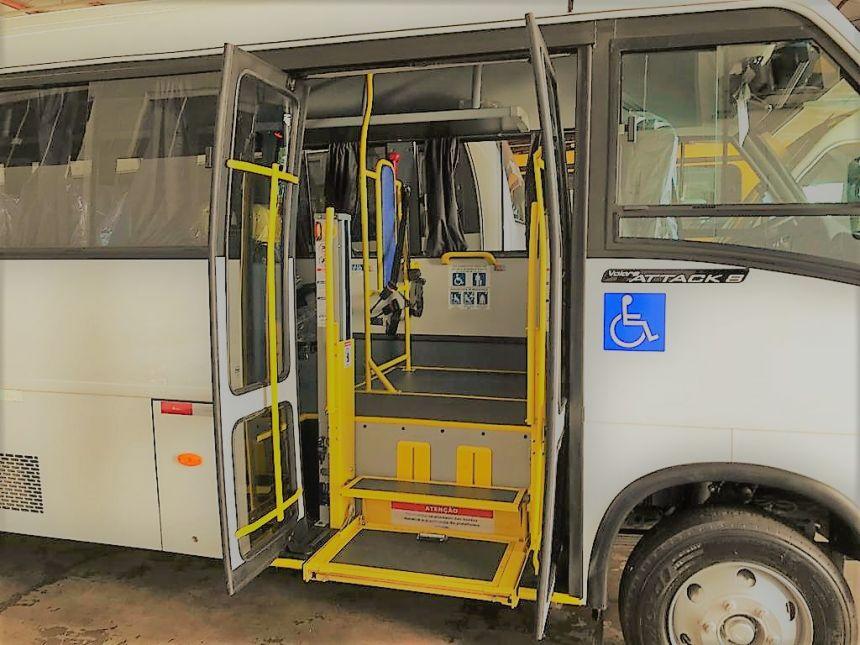 Mais um Ônibus Zero quilômetro para Iguaraçu