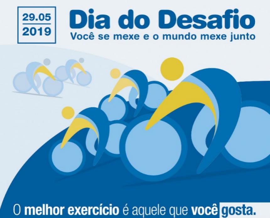 IGUARAÇU PARTICIPA DO EVENTO INTERNACIONAL DO DIA DO DESAFIO
