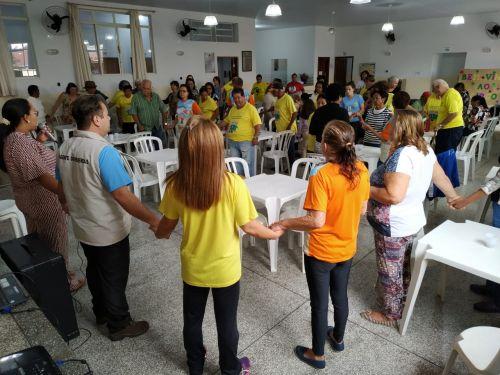 Secretaria Municipal de Saúde de Iguaraçu realizou ação contra o mosquito da Dengue.