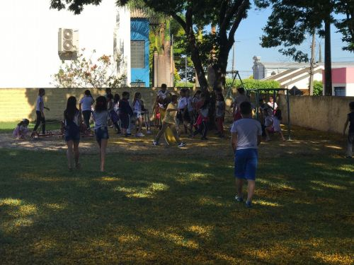 A semana da Criança em Iguaraçu foi um sucesso na Escola Municipal.