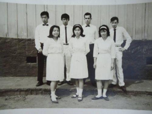 JUVENTUDE DE IGUARAÇU EM 1955