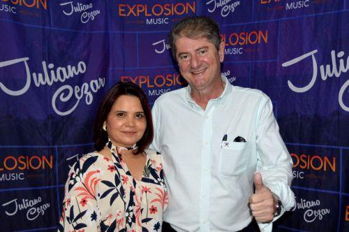 Festa em comemoração aos 64 anos de Iguaraçu foi um grande sucesso.