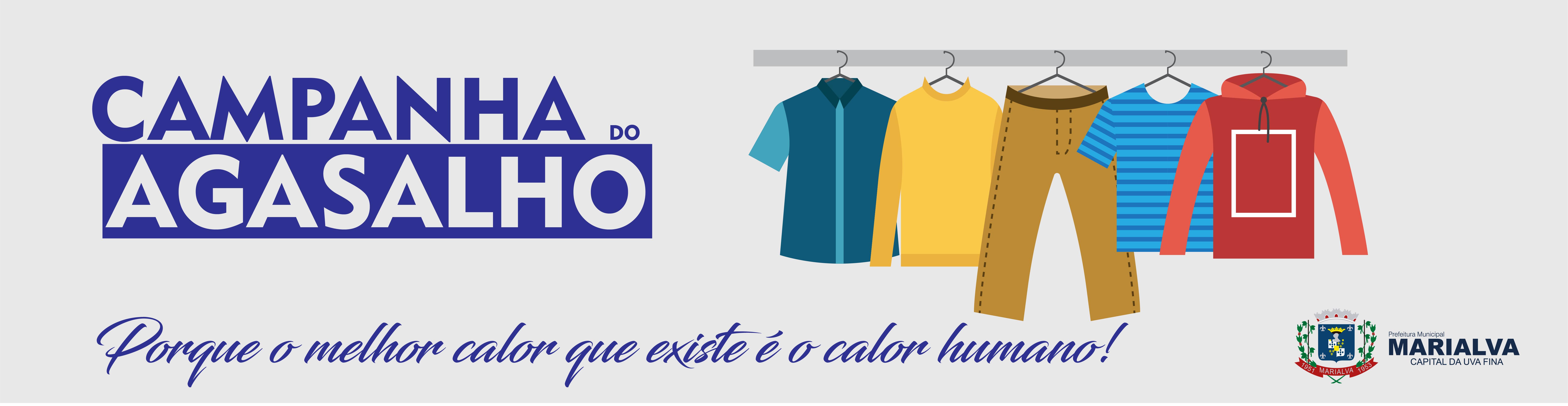 canpanha do Agasalho 2019