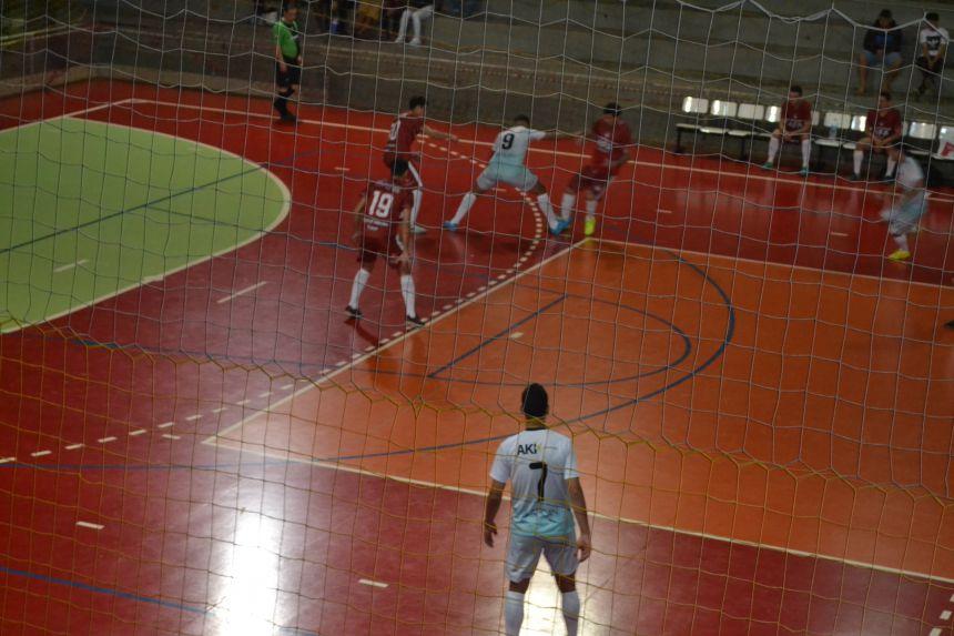 Final do Futsal categoria B