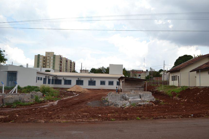 Foto mostra localidade onde será construída a sede própria do Conselho Tutelar