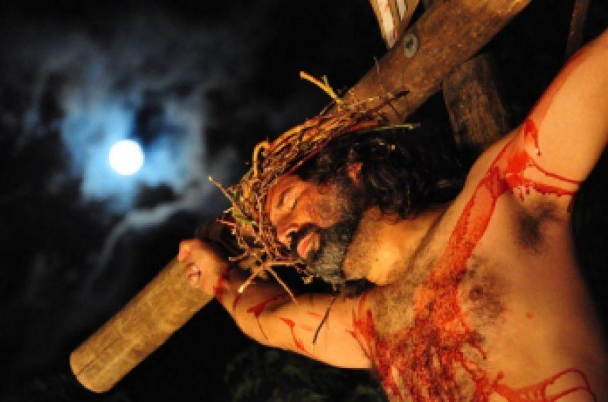 Encenação da Paixão de Cristo em Marialva