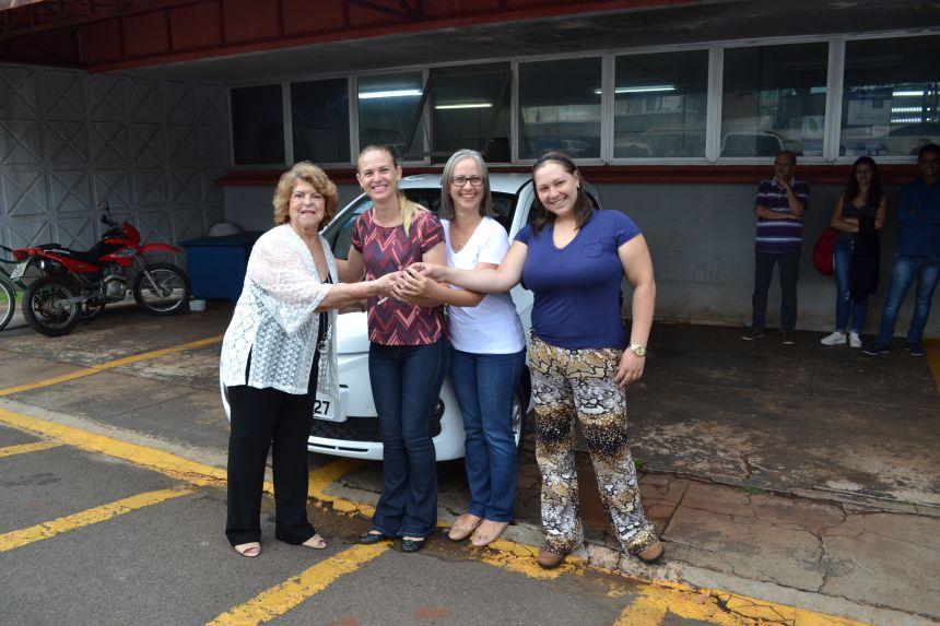 Novo veículo vai atender ao Bolsa Família em Marialva