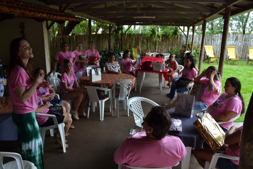 Grupo Mulheres Atuais promove autoestima e empoderamento