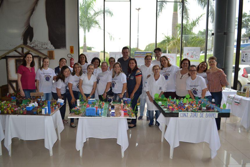 Profissionais da Saúde e o secretário da pasta, José Orlando Villa, também marcaram presença no evento
