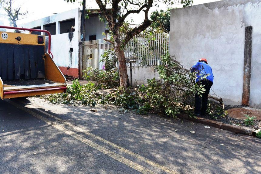 Prefeitura Nos Bairros: confira o saldo da ação no Luzia, Zambaldi e Vila Antônio