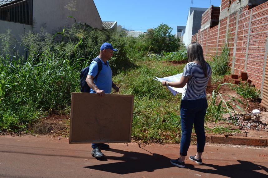 Notificações no Yamanaka e no Santa Rita: Programa Marialva Mais Limpa está a todo vapor
