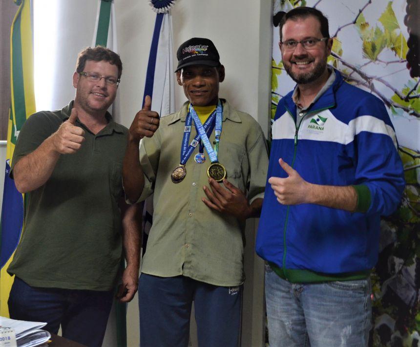 Atleta Marialvense conquista lugar no pódio das Cataratas