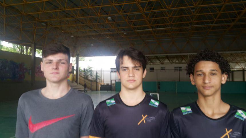Atletas de Marialva são convocados para evento nacional de Handebol