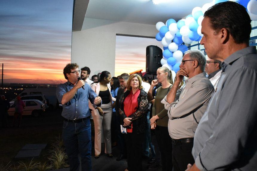 Novas instalações da UBS Vila Brasil é entregue à população