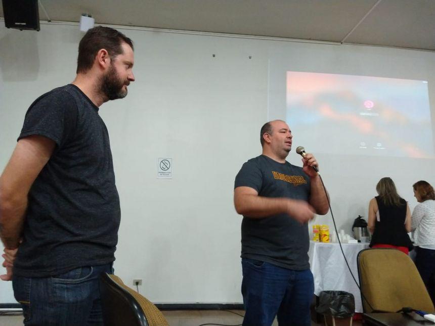 Secretários de TI e de Esporte e Lazer são convidados a expor Marialva Mais Digital em Maringá
