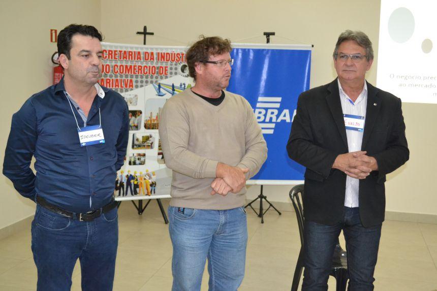Empreendedores de Marialva participam de oficina de Marketing e Vendas