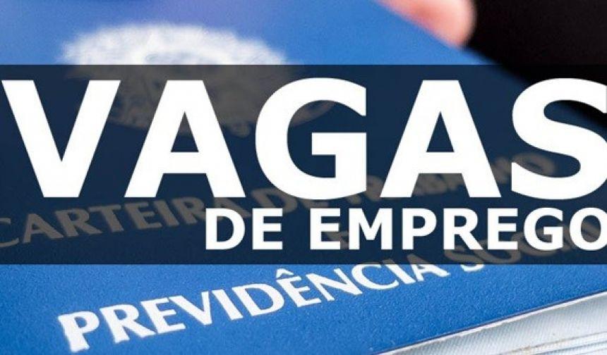 Confira as vagas disponíveis na Agência do Trabalhador de Marialva