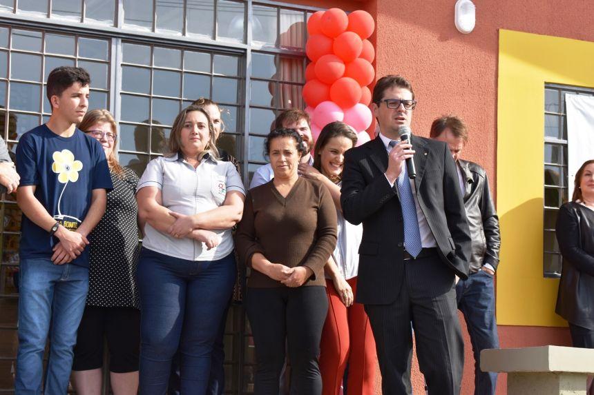 Nova sede do Conselho Tutelar de Marialva é entregue à população