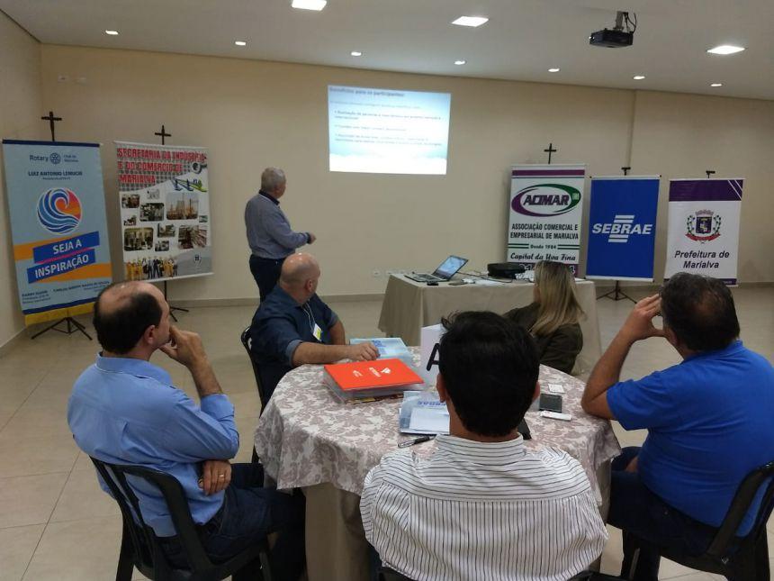 Rodada de Negócios reúne empresários em Marialva