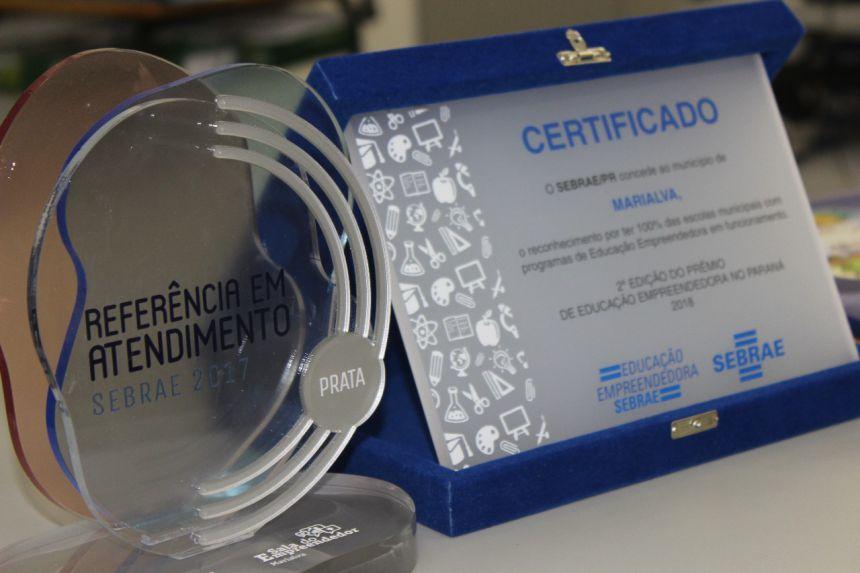 Premio conquistado pela cidade
