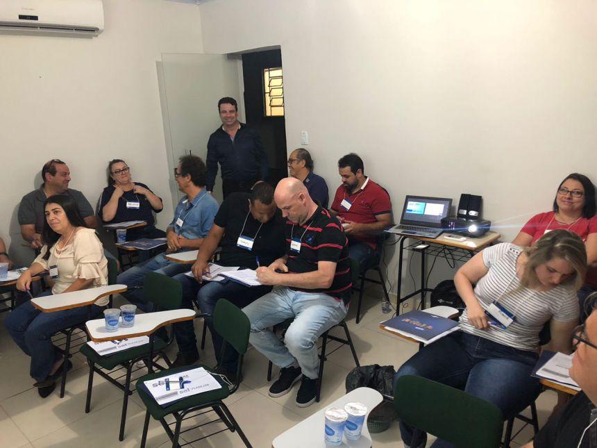 Por meio da Secretaria de Indústria e Comércio, Prefeitura de Marialva promove Oficina de Planejamento Empresarial