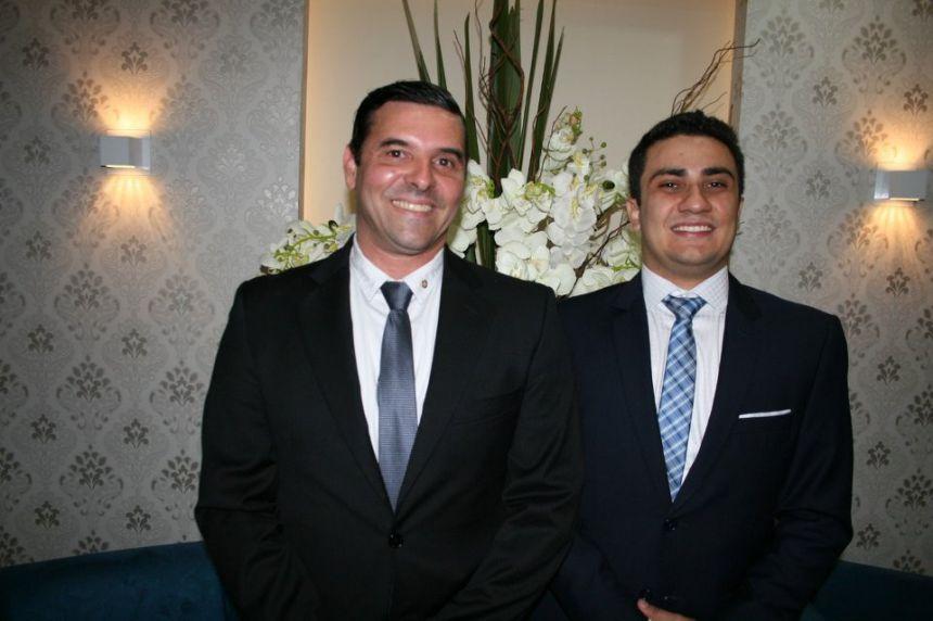 Jantar de posse da nova diretoria da ACIMAR