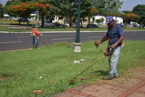 A limpeza pública como um dos principais cuidados da Prefeitura para com você, marialvense!