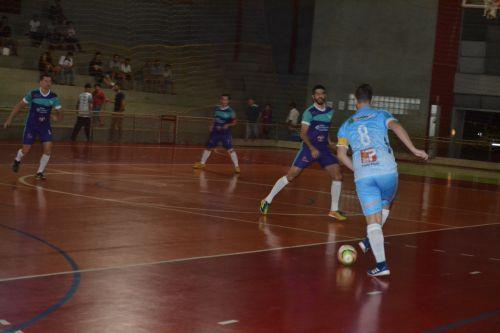 Muita emoção e grandes jogos nas finais do Municipal de Futsal