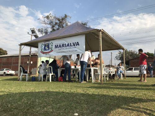Prefeitura realiza diversos serviços no Shenandohá, e a próxima parada é o Hamada