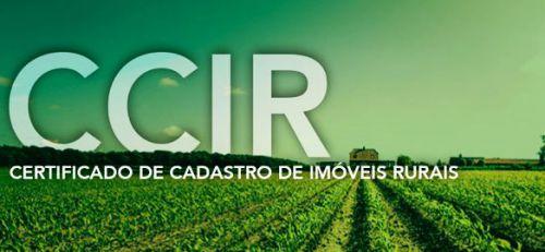 Certificado de Cadastro de Imóvel Rural está disponível no site do INCRA