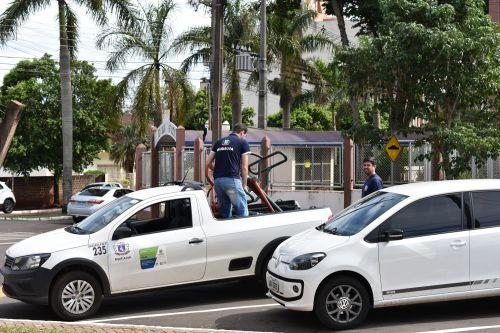 Prefeitura determina revisão em todos os parquinhos e ATIs de Marialva