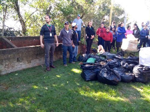 Semapem promove minicurso sobre compostagem em Pitanga