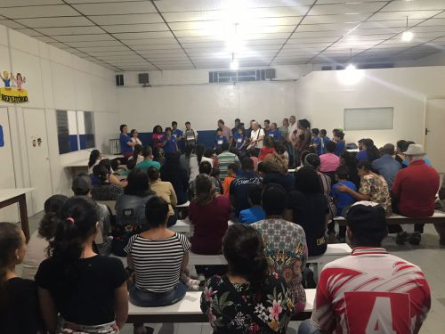 Pro Arte reúne pais de participantes